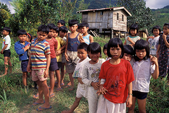 Ethnic Children in Sabah